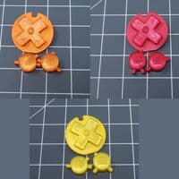 Game Boy Color Candy Pick & Mix Buttons